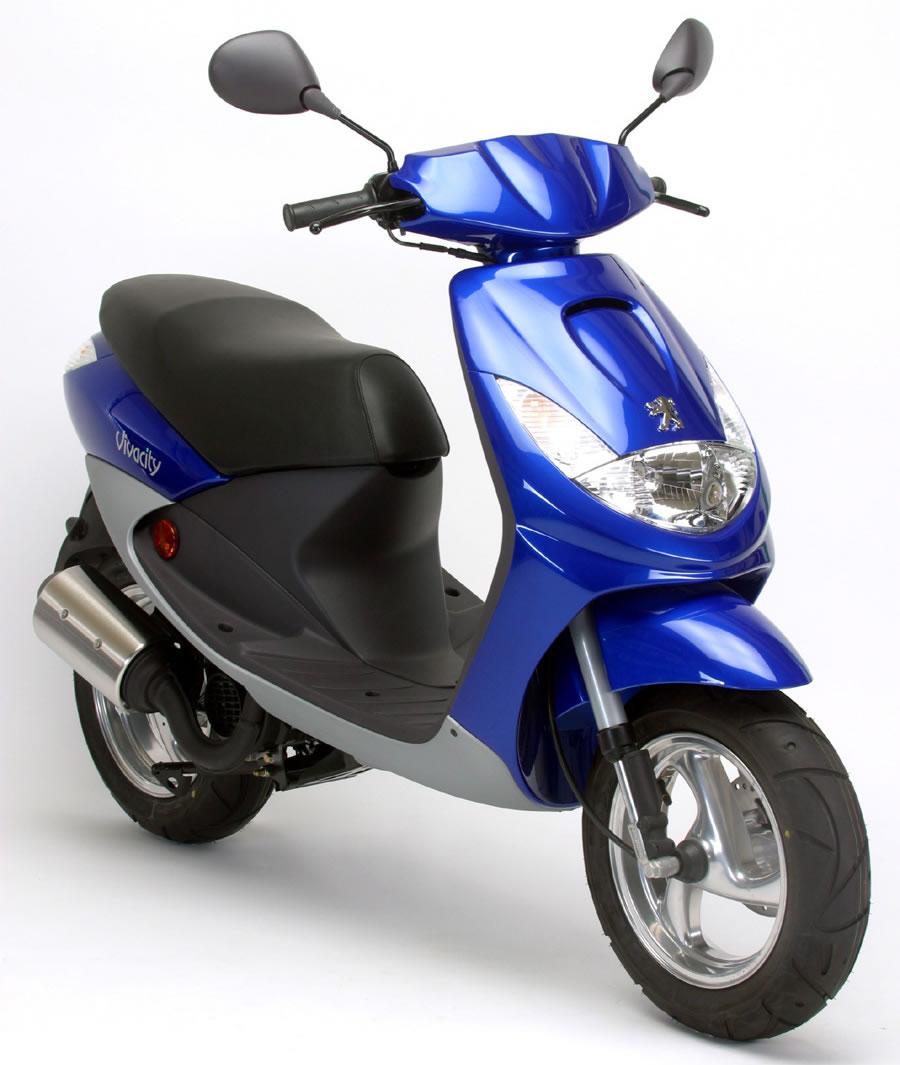 peugeot vivacity 50 - web katalog 2011. - test - motorevija
