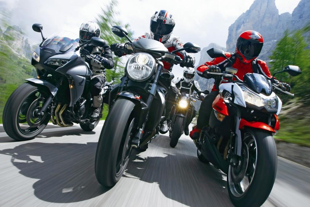 Motogalerija Alpenmasters 2010. - Big bikeovi