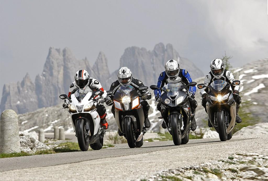 Motogalerija Alpenmasters 2010. - Sporta¹i