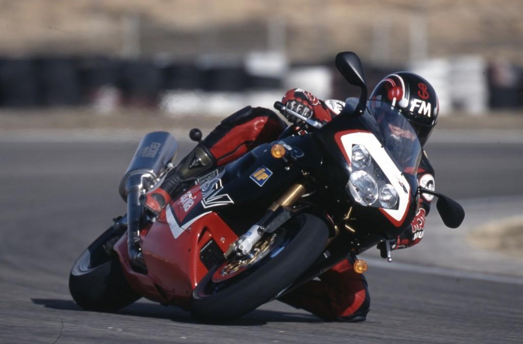 Motogalerija Aprilia RSV mille (1998. - 2003.)