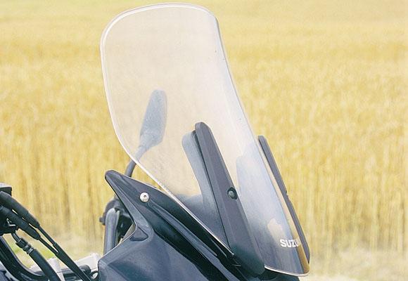 Motogalerija Suzuki DL 650 Vstrom - Test izdr¾ljivosti