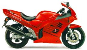Suzuki RF600R 1993-
