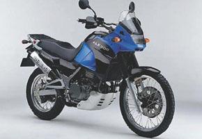 Kawasaki KLE500 2005-