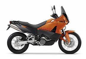KTM 990 Adventure / S 2006-2008