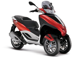 Piaggio MP3 Yourban 300 ie (2011.)