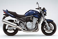 Suzuki Bandit 650 2007-