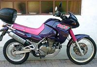 Kawasaki KLE500 1991-